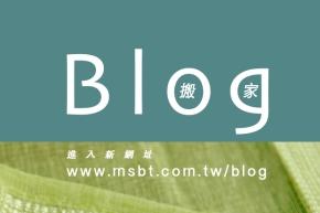 MSBT blog move